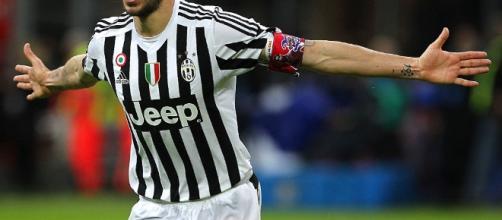 Leonardo Bonucci: difensore della Juventus