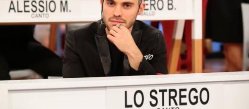 Lo Strego e Alessio protagonisti nella puntata del 12 dicembre di Amici 16.