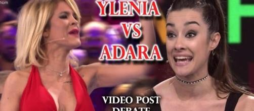 Los dichos de Adara y Pol terminado del debate