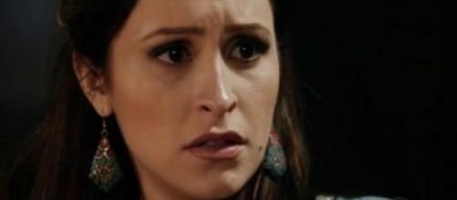Melina se apaixona por Iru, e leva uma flechada ao tentar fugir de Ai