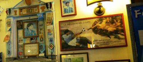Nápoles jamás olvidará a su dios Maradona