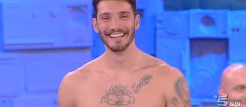 Stefano De Martino rissa in tv