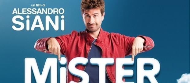 Alessandro Siani al cinema con 'Mister Felicità'