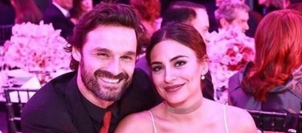 Ana Brenda Contreras e Iván Sánchez (Foto: Reprodução/Instagram)