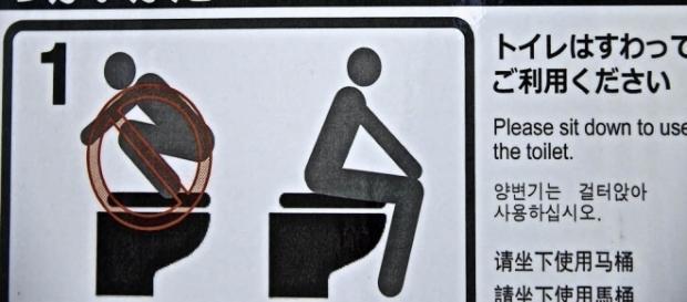 Das tun Deutsche auf der Toilette