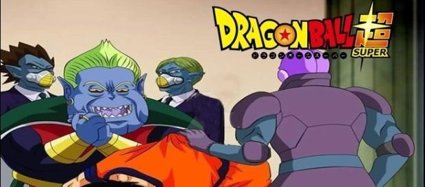 Dragon Ball super: se revela quien mandó a matar a Goku