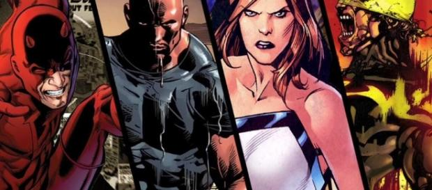 Proximos proyectos de Netflix y Marvel   •Comics• Amino - aminoapps.com