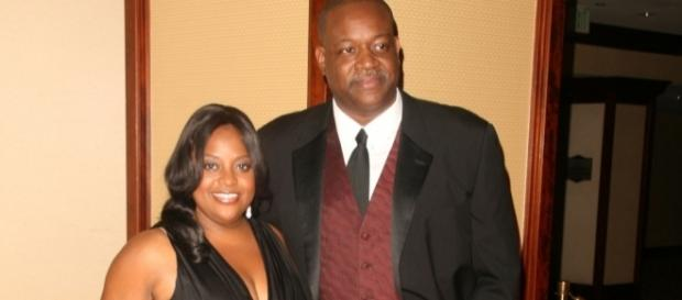 Sherri Shepherd and ex-husband Lamar Sally - Photo: Blasting News Library - madamenoire.com