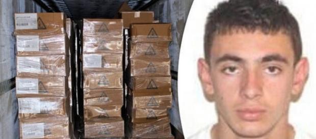 Șofer de tir din România închis în UK pentru trafic de țigări