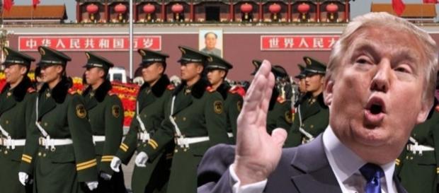 Tensiunile dintre China și Statele Unite ale Americii s-au accentuat din cauza atitudinii lui Donald Trump față de Taiwan - Fotocolaj Creative Commons