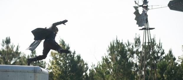 The Walking Dead: un combat pour lequel Jesus aura besoin de toute son agilité