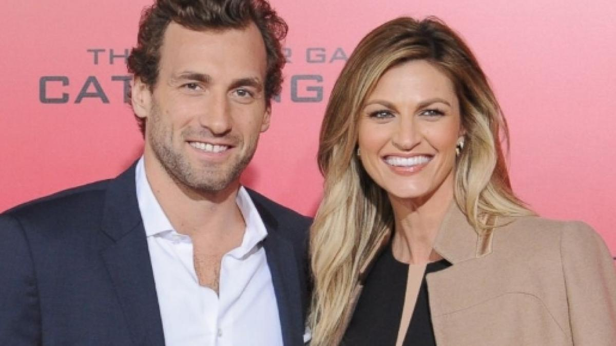 Erin Andrews confirms engagement to longtime boyfriend Jarret Stoll