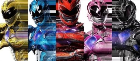 POWER RANGERS Movie Logo and Details on Two Main Characters ... - geektyrant.com