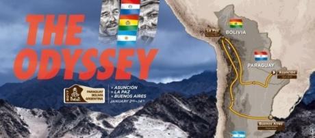 Rally Dakar 2017, más difícil que nunca