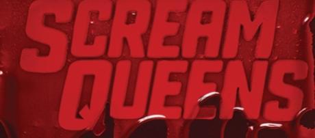 Scream Queens tv show logo via Flickr.com