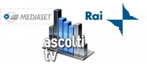 Ascolti tv Rai e Mediaset lunedì 12 dicembre
