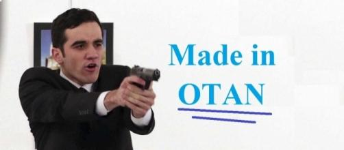 Asesino del embajador ruso en Ankara