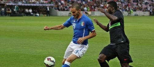 Calciomercato Juventus 13/12: Bonucci in azione