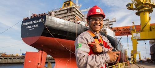 Estaleiro de Pernambuco ganhou contrato para construção de 8 navios