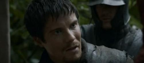Game of Thrones spoilers: Gendry in season 7. Screencap: monikita86 via YouTube