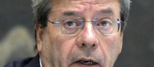 Il nuovo presidente del Consiglio, Paolo Gentiloni