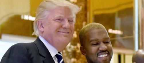 Kanye West meets with Donald Trump - Photo: Blasting News Library - com.au