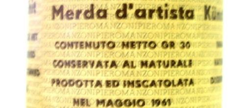 Merda d'artista: l'opera d'arte di Piero Manzoni