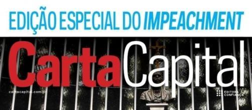 Segundo 'O Globo', repasse à revista teria sido feito no departamento de propinas da empreiteira (foto: divulgação/Facebook)