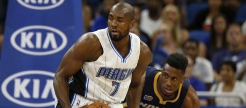 Serge Ibaka, jugador de Orlando Magic, podría tener sus días contados en la ciudad del estado de Florida