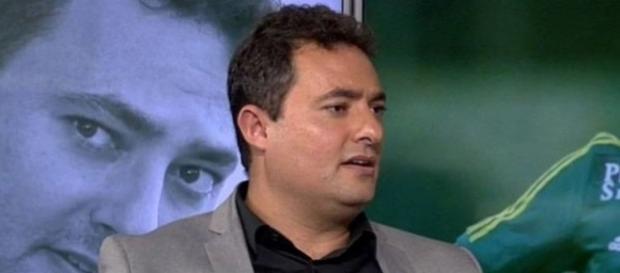 Alexandre Mattos, diretor de futebol do Palmeiras