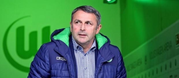 Allofs muss den Vfl Wolfsburg entlassen (Quelle: kicker.de)