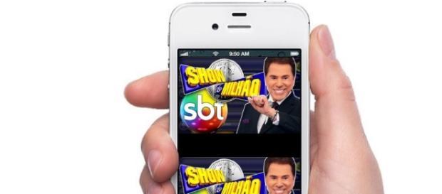 Aplicativo 'Show do Milhão' é uma das novas apostas do SBT