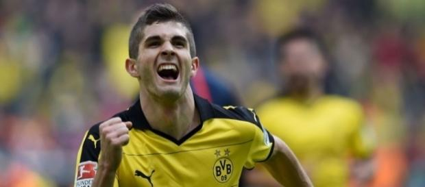 Christian Pulisic Scored His First League Goal For Borussia ... - thebiglead.com