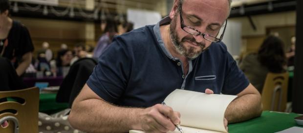 Christophe Chabbert : Président du jury Prix littéraire du Salon international de Mazamet
