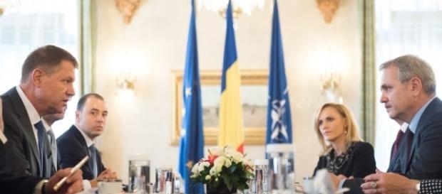 Declarații ale lui Iohannis după alegeri
