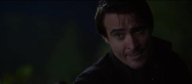 "Flynn (Goran Višnjić) in ""The Capture of Benedict Arnold""/ Photo via screencap, 'Timeless'/NBC"