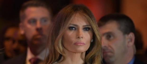 Is Melania Trump crying out for help? Photo: Blasting News Library -   Intelligence   BoF - businessoffashion.com