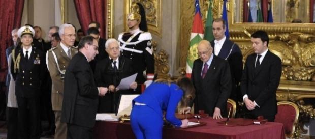 Le 43 ore sulla graticola del ministro Maria Elena Boschi ... - tvsvizzera.it