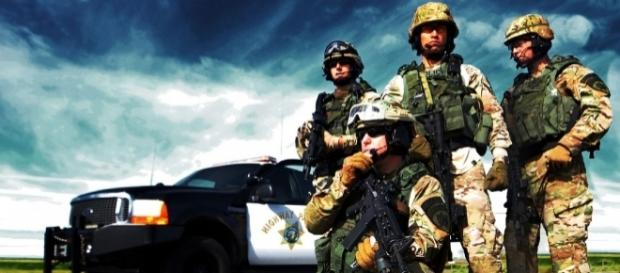 Photo of SWAT team, courtesy skeeze, Pixabay.com creative commons license