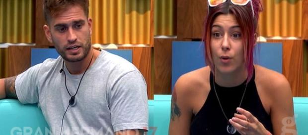 Rodrigo y Bea, de nuevo en crisis.