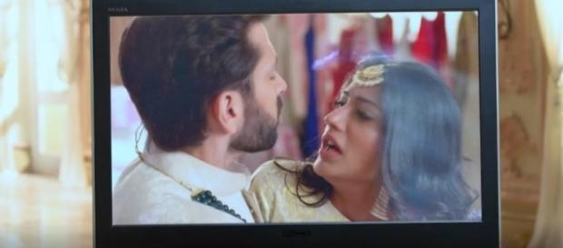 Shivaay and Anika (Surbhi chandna) Ishqbaaaz (Youtube screen grab)