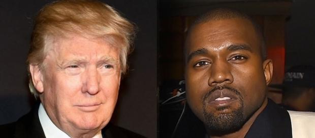 Trump and West met in New York... - blackmeninamerica.com