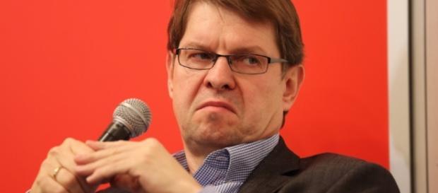 Will Islamkritiker und Russlandfreunde zum Arzt schicken: Stegner (SPD). (Fotoverantw./URG Suisse: Blasting.News Archiv)