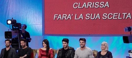 Clarissa e Federico gossip news
