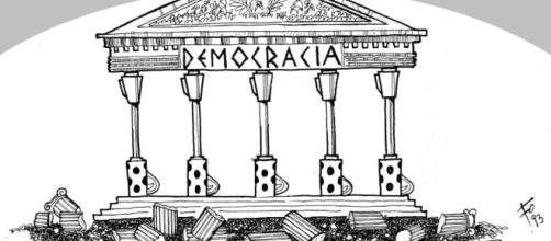 Democracia real: Qué persigue y qué implica ... - wordpress.com