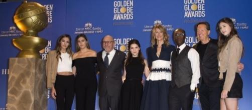 Golden Globes - goldenglobes.com
