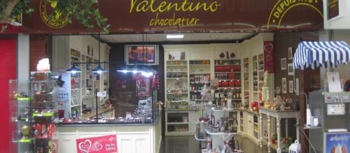 Les chocolats Valentino, les vrais chocolats belges !