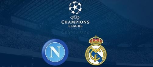Partite Real Madrid Calendario.Napoli Real Madrid Ottavi Di Champions League 2017