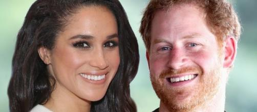 Prince Harry and Meghan Markle photographed together for first time - Photo: Blasting News Library - com.au