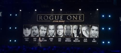 Star Wars: Rogue One's cast just got awesome - Geek.com - geek.com